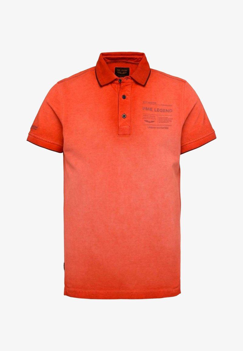 PME Legend - Polo shirt - orange