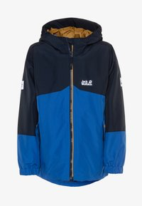 Jack Wolfskin - 2-IN-1 UNISEX - Outdoorová bunda - coastal blue - 0