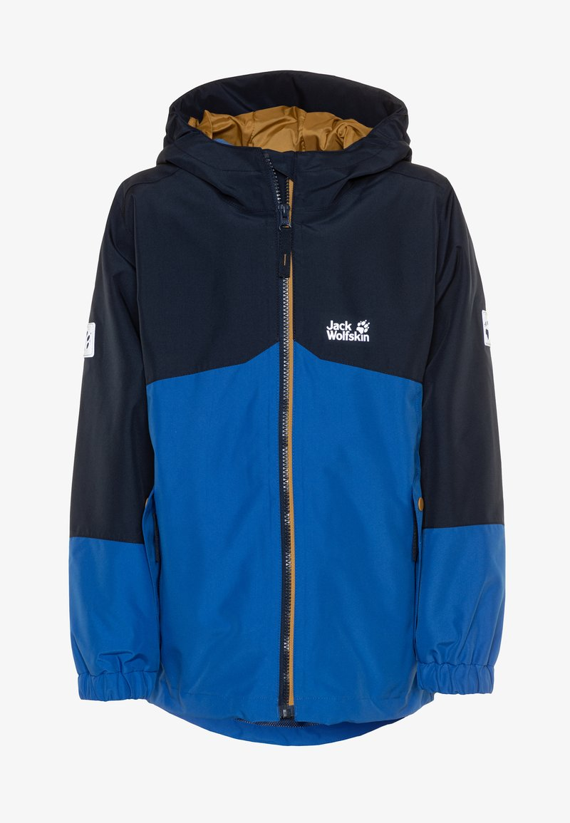 Jack Wolfskin - 2-IN-1 UNISEX - Outdoorová bunda - coastal blue