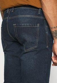 Redefined Rebel - NEW YORK JEANS - Slim fit jeans - blue denim - 4