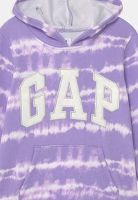 GAP - GIRL LOGO TIE DYE - Mikina - purple - 2
