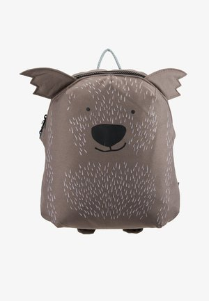 BACKPACK ABOUT FRIENDS CALI WOMBAT - Batoh - brown