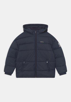 PUFFER - Winter jacket - navy