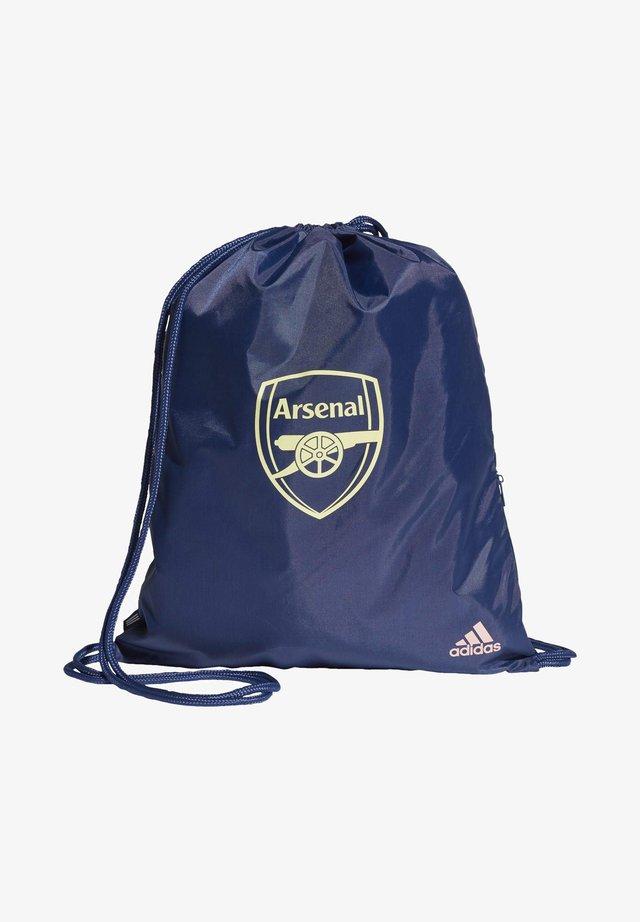 ARSENAL GYM SACK - Drawstring sports bag - blue