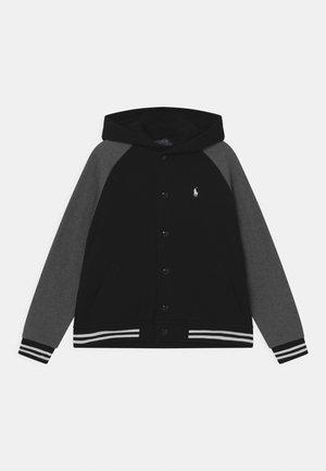 HOOD - Zip-up sweatshirt - black