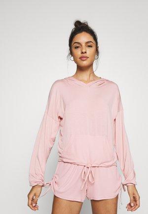 HOOD - Pyjama top - pink