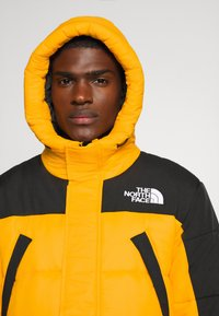 The North Face - HIMALAYAN INSULATED PARKA - Vinterfrakker - summit gold/black - 5