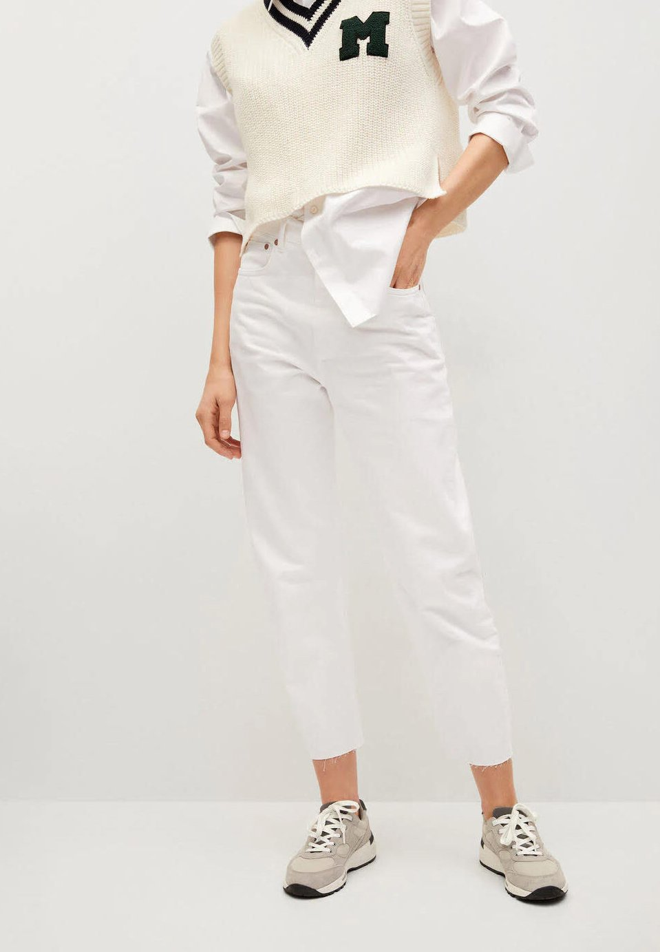Damer VILLAGE - Jeans Relaxed Fit