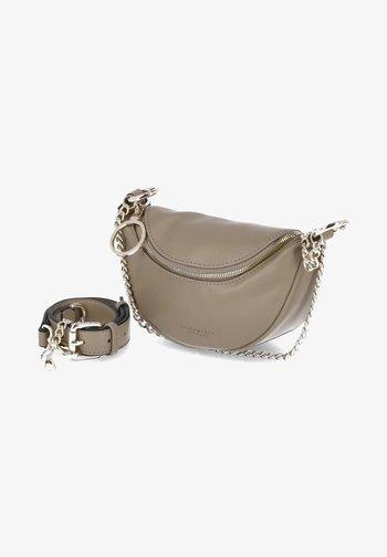 SKIEN - Bum bag - taupe