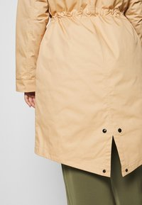 Calvin Klein Jeans - LONG UTILITY HOODED  - Winter coat - irish cream - 5
