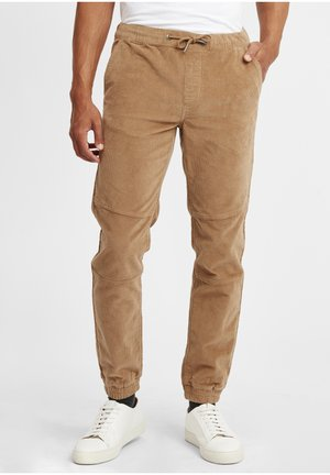 Trousers - kelp