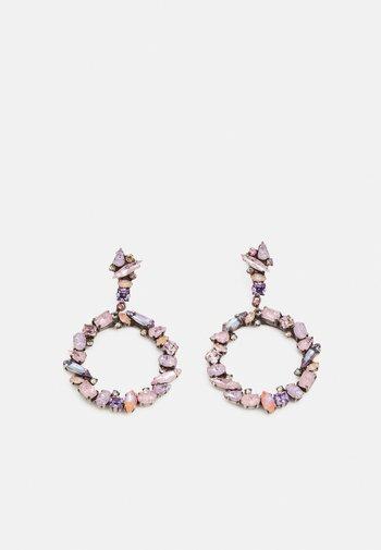 ABEGAIL - Earrings - pink/lilac