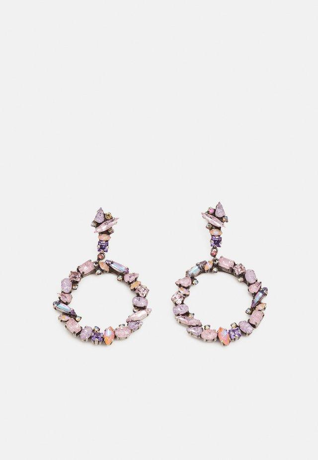 ABEGAIL - Boucles d'oreilles - pink/lilac