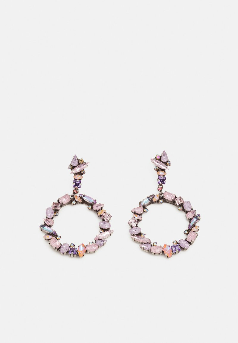 Konplott - ABEGAIL - Earrings - pink/lilac