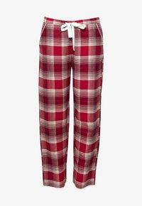 Cyberjammies - Pyjama bottoms - red chks - 4