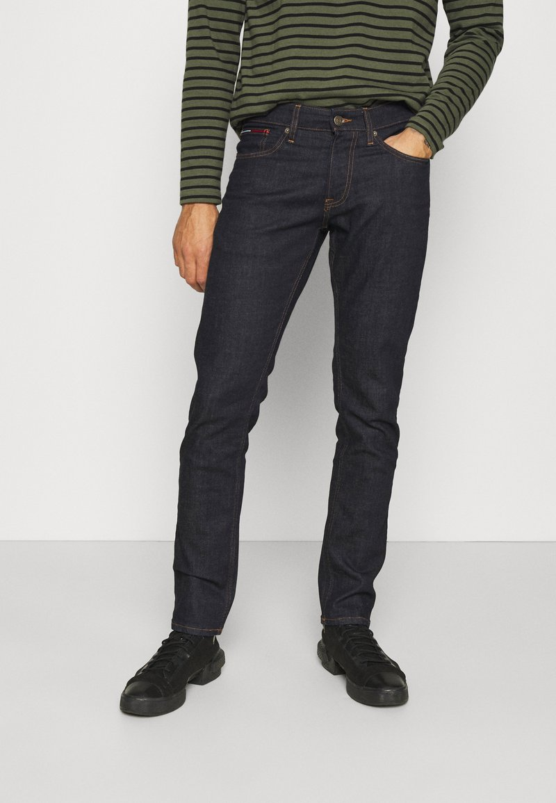 Tommy Jeans - SCANTON SLIM RICO - Slim fit -farkut - rinse comfort