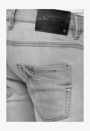 MCINTYRE - Straight leg jeans - lt grey