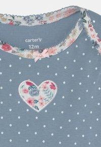 Carter's - KOALA SET - Print T-shirt - light pink/light blue - 2