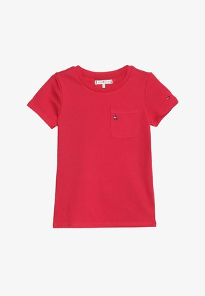 ICONIC STAR BADGED TEE - Basic T-shirt - pink