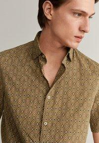 Mango - Formal shirt - beige - 3