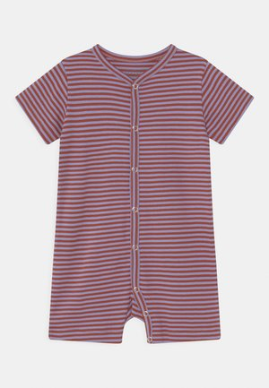 UNISEX - Overal - purple/brown