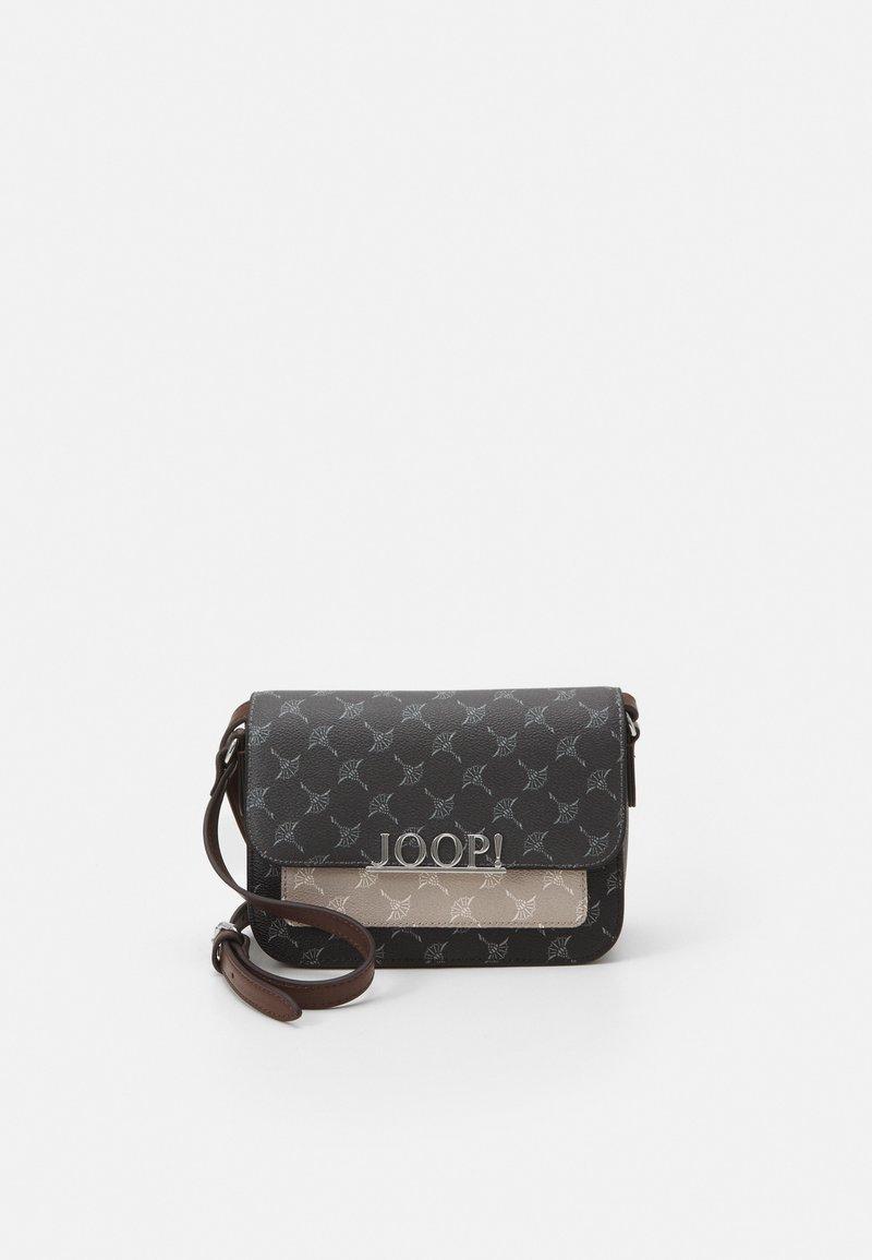 JOOP! - FLORA MISTO UMA SHOULDERBAG - Across body bag - black