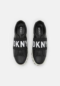 DKNY - BECKY - Nazouvací boty - black - 4