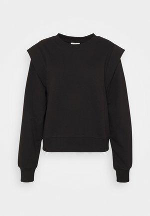 KALURA - Sweatshirt - black deep