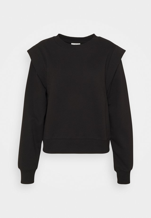KALURA - Sweater - black deep