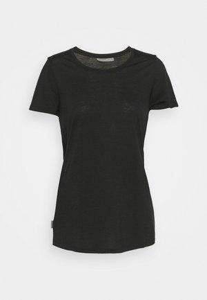 SPHERE TEE - T-shirts - black
