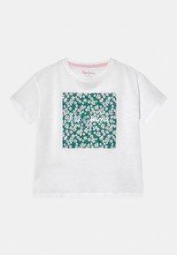Pepe Jeans - URSULA - Print T-shirt - optic white - 0