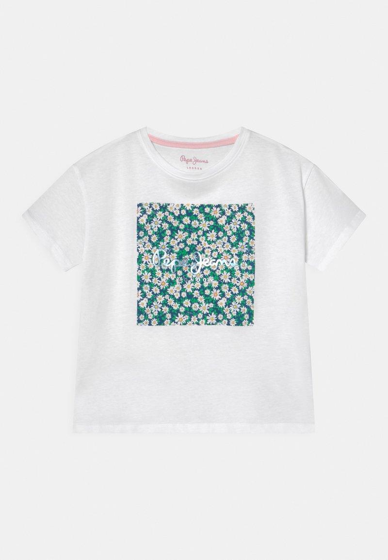 Pepe Jeans - URSULA - Print T-shirt - optic white