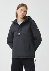 PULL&BEAR - Winter jacket - black - 0