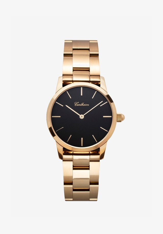SOFIA 34MM - Ure - rose gold-black