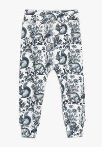 Müsli by GREEN COTTON - FOREST PANTS BABY - Trousers - cream - 0