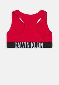 Calvin Klein Underwear - BRALETTE 2 PACK - Bustier - red - 1