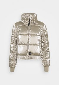 Sixth June - METALLIC SHORT JACKET - Winter jacket - grey - 0