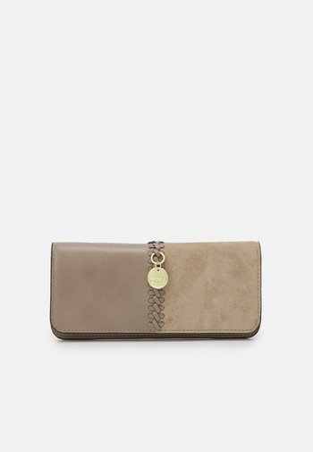 Tilda wallet - Wallet - motty grey