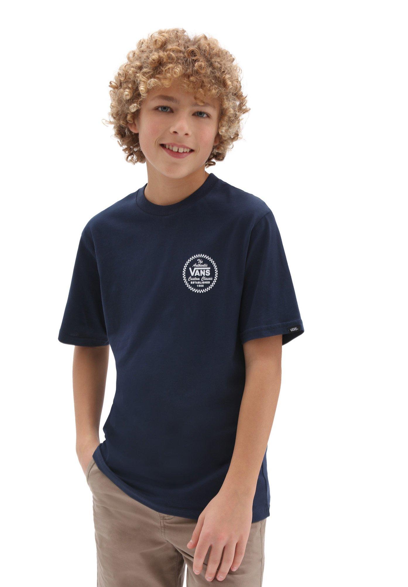 Kinder BY VANS CUSTOM CLASSIC SS BOYS - T-Shirt print