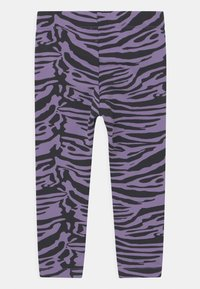 Lindex - MINI AVOCADO UNISEX - Leggings - Trousers - light dusty lilac - 1