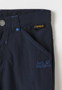 Jack Wolfskin - SAFARI ZIP OFF PANTS 2-IN-1 - Outdoor trousers - night blue - 6