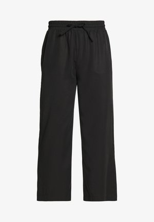 OBJTILDA TALULA 7/8 PANT NOOS - Pantaloni - black
