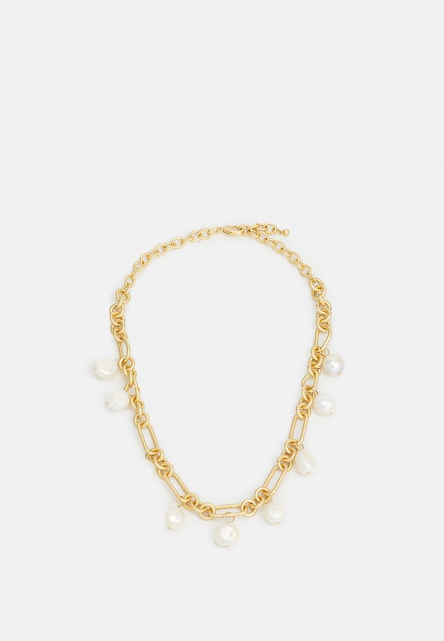 ANNA NECKLACE - Halsband - gold-coloured