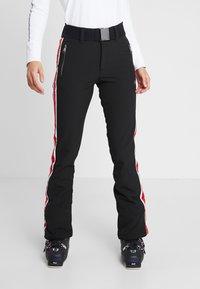Luhta - JARVALA - Spodnie narciarskie - black - 0