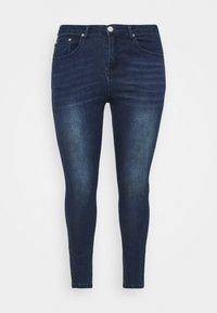 Glamorous Curve - Jeans Skinny Fit - blue indigo - 0