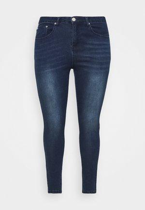 Skinny džíny - blue indigo