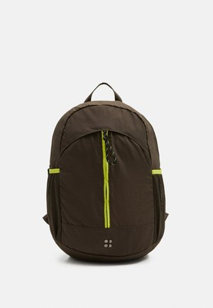 PACKAWAY HIKING BACKPACK - Reppu - dark forest green