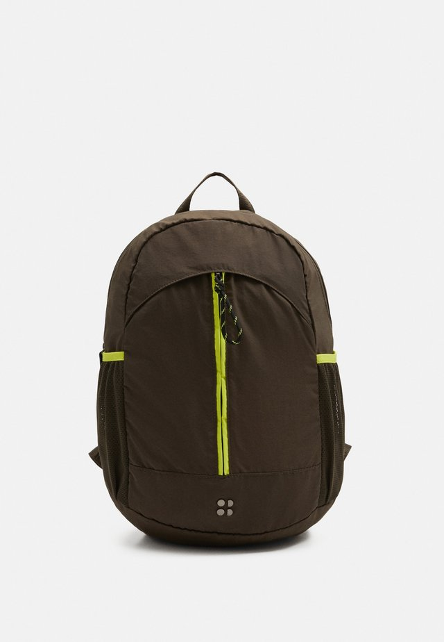 PACKAWAY HIKING BACKPACK - Ryggsekk - dark forest green