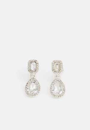 DROP - Earrings - silver-coloured