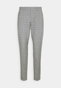 Isaac Dewhirst - THE FASHION SUIT PIECE CHECK - Completo - grey - 18
